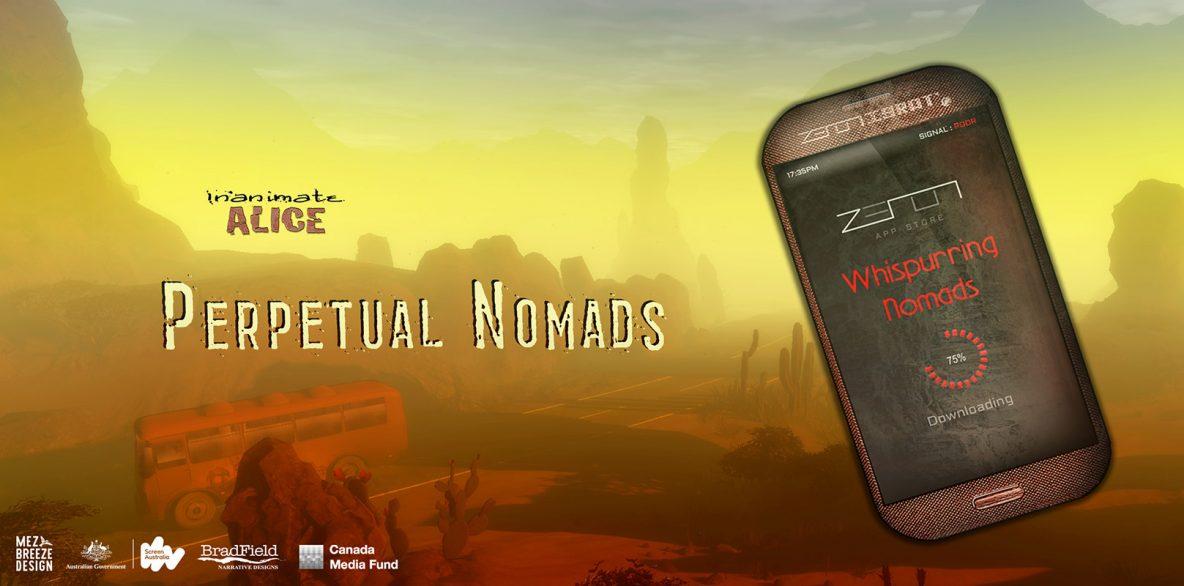 Perpetual Nomads