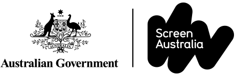 Australian Government - Screen Australia logo
